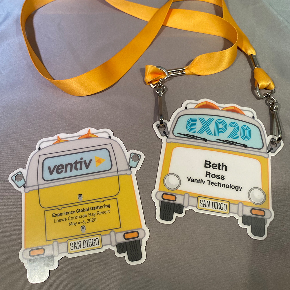 Experience Conference Badge
