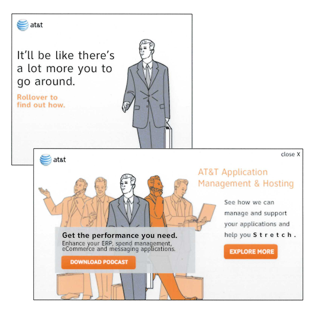 AT&T – Stretch Campaign